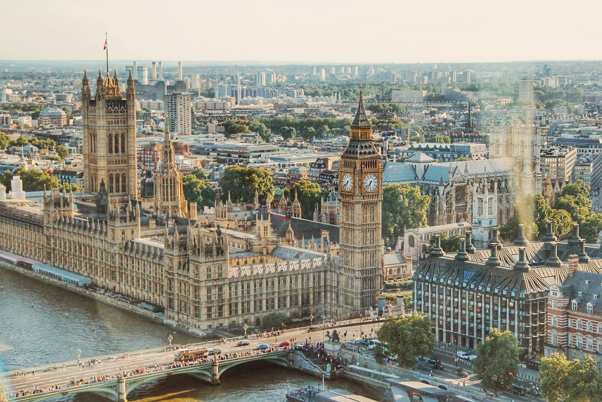Londres destino para amantes de comida vegan