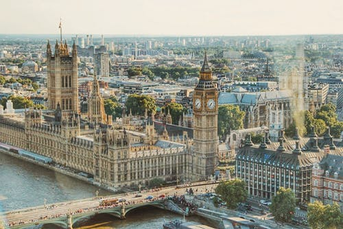 Gratis stockfoto met architectuur, attractie, Big Ben, brug