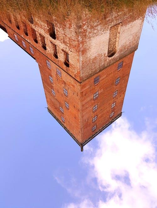 城堡, 建造, 旋轉, 雲 的 免費圖庫相片