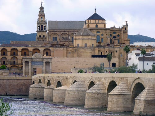 Free stock photo of arch bridge, architecture