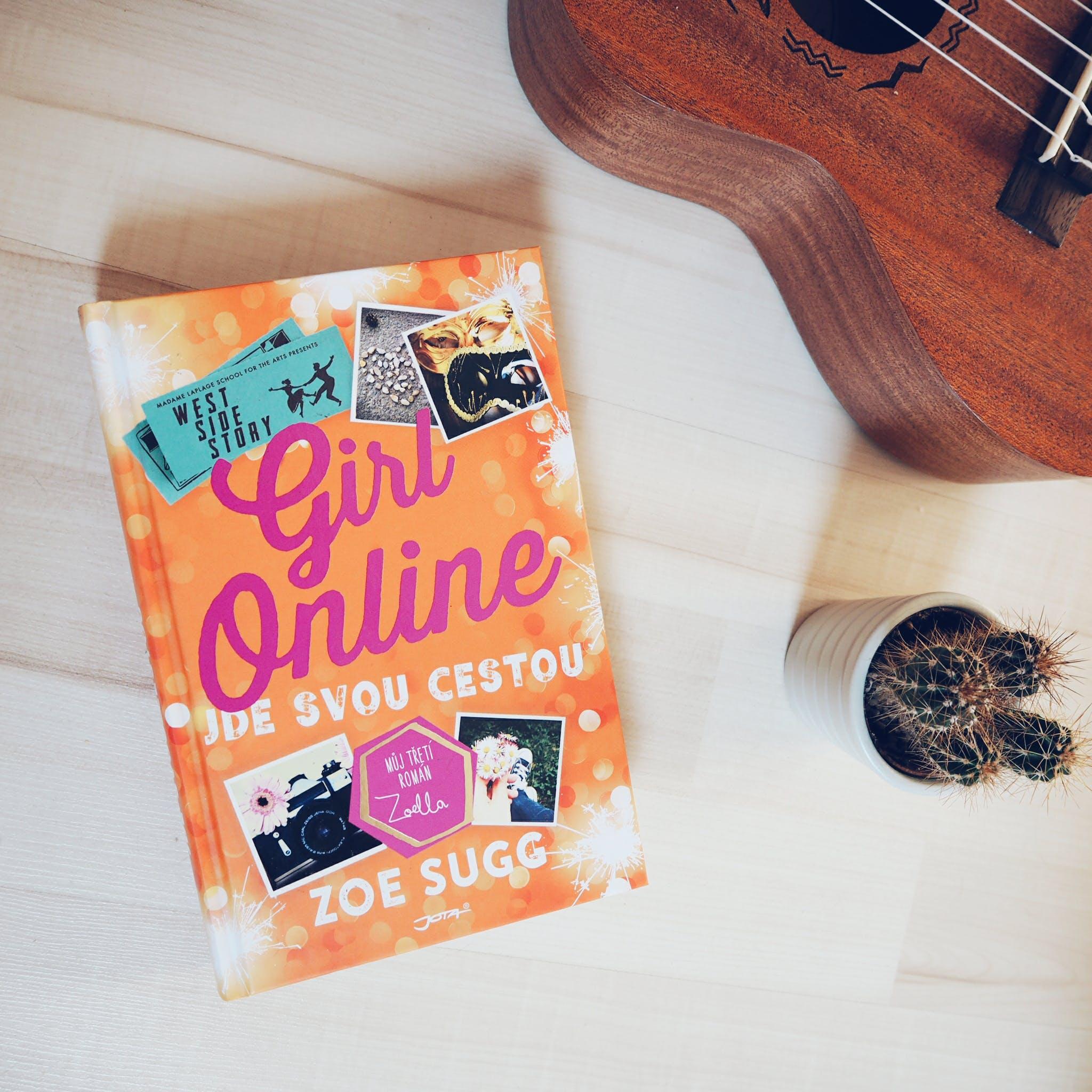 Girl Online Textbook