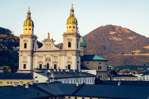 Salzburg Cathedral in Austria