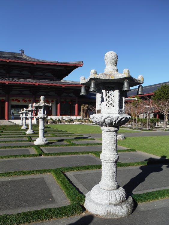Free stock photo of buddhism, buddhist, temple