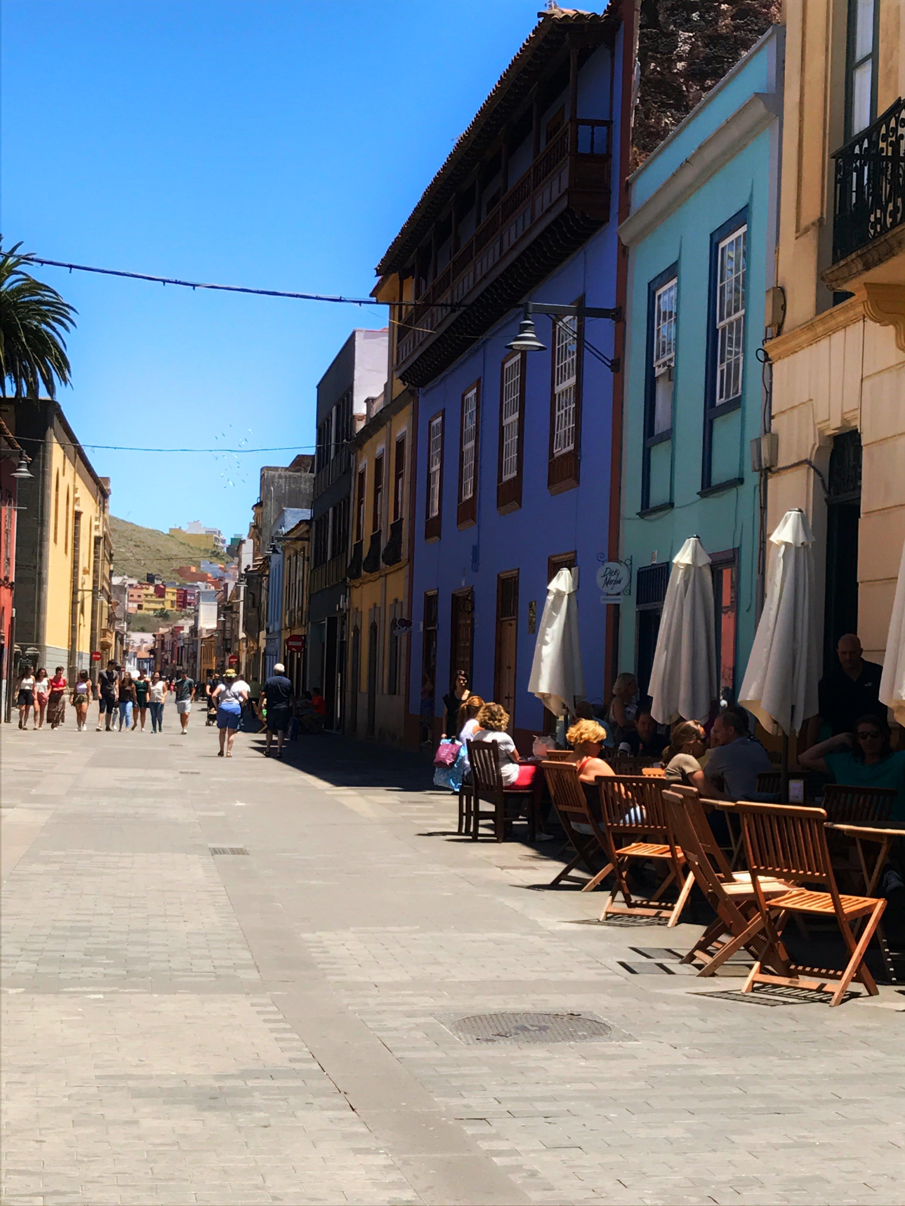 Free stock photo of La Laguna Canarias