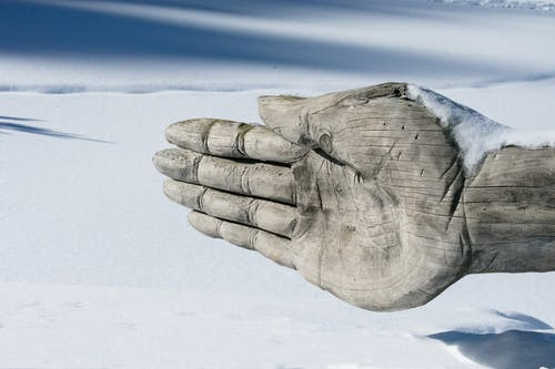 Free stock photo of art, cold, frozen