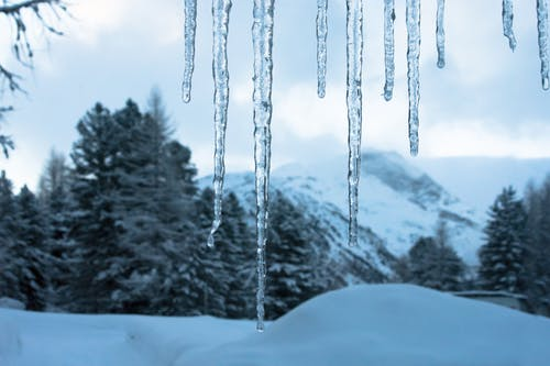 Free stock photo of cold, crystals, frozen