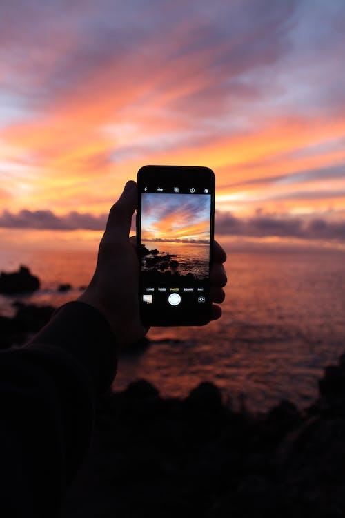 Základová fotografie zdarma na téma 2020 tapety, 4k tapeta, atlantický oceán