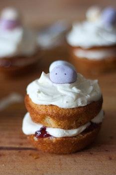 Free stock photo of food, dessert, sweet, cake
