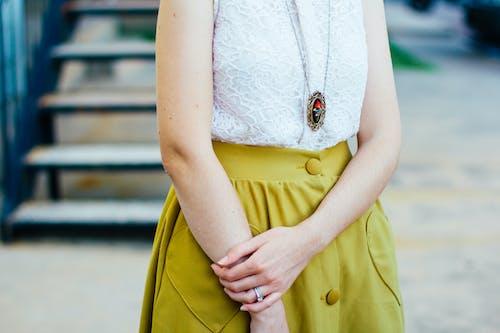 Darmowe zdjęcie z galerii z dziewczyna, kobieta, moda, model
