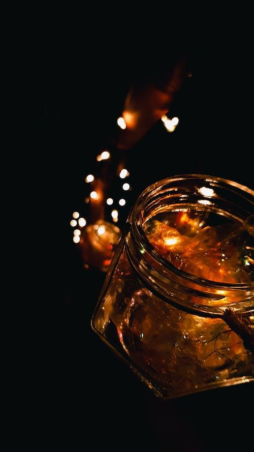 Free stock photo of lantern, luzes