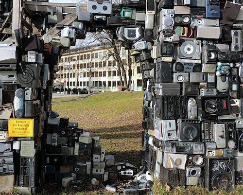 Free stock photo of installation, visual arts sculpture