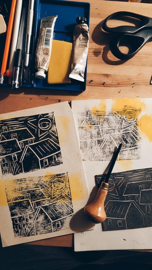Fotobanka sbezplatnými fotkami na tému čapovaný, ceruzka, dekoratívny