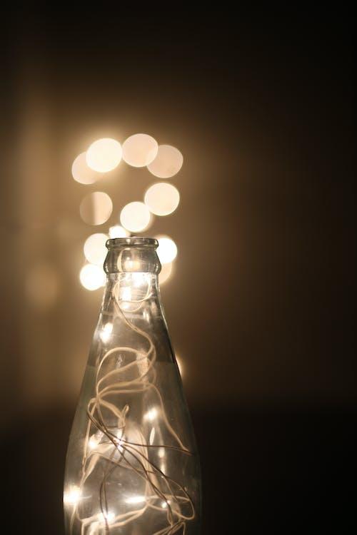 Immagine gratuita di 50mm, bottiglia, bottiglia di vetro, canon