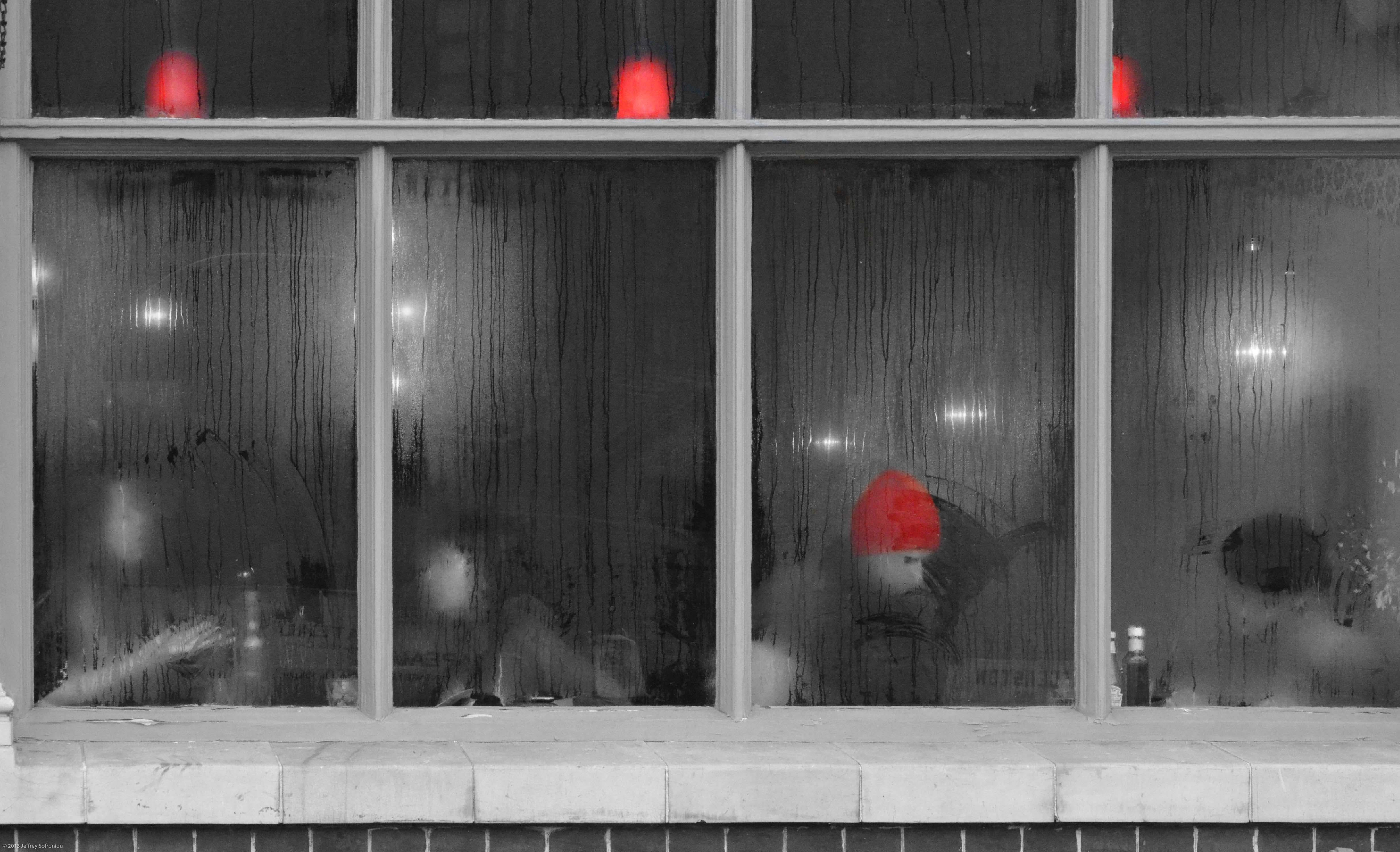 Photography of People in Selective Color