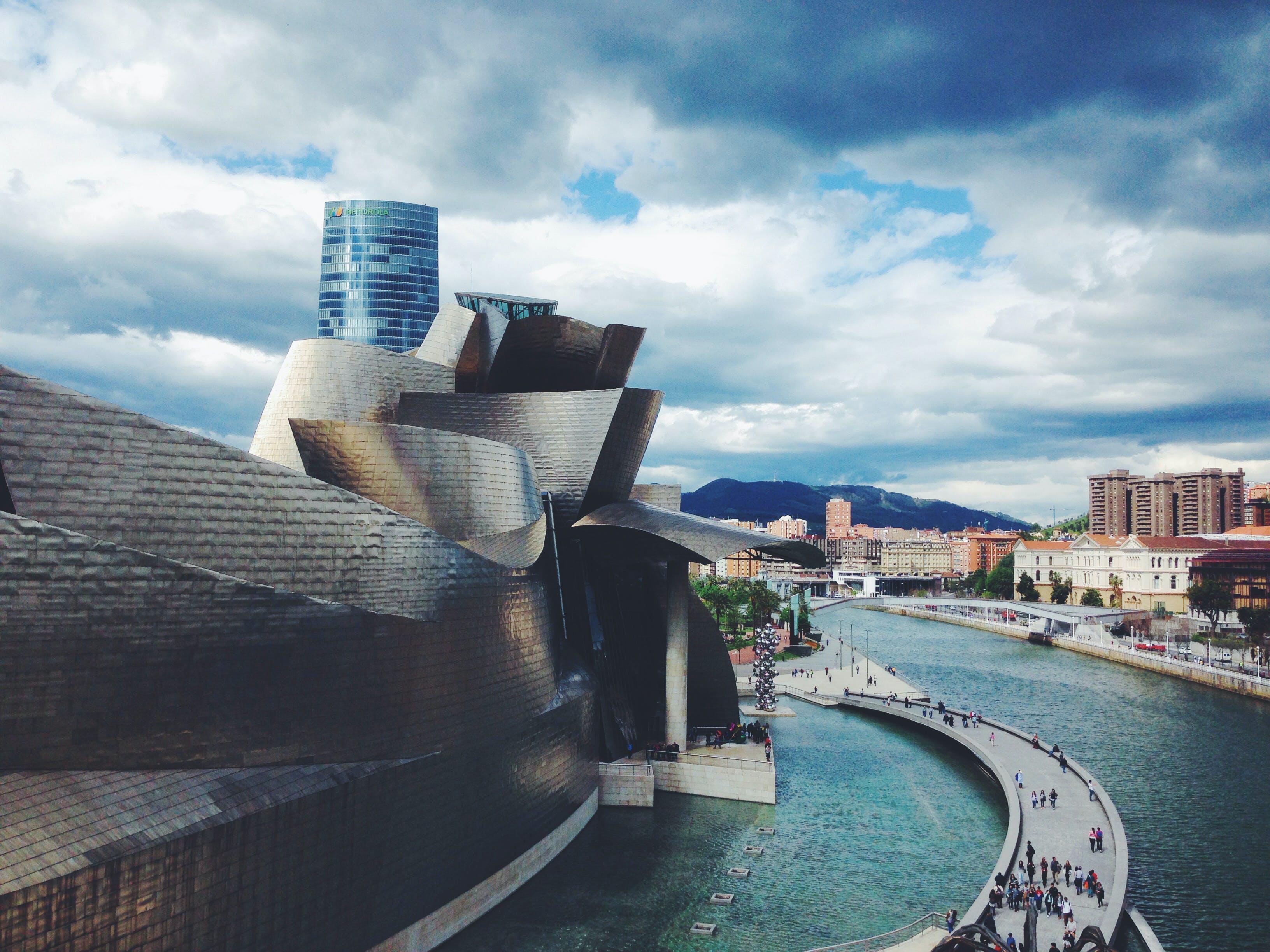 architecture, building, expo