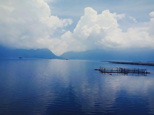 Free stock photo of blue lake, lake