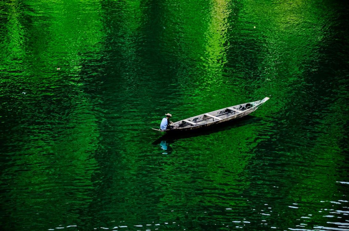 Free stock photo of art, boat, love