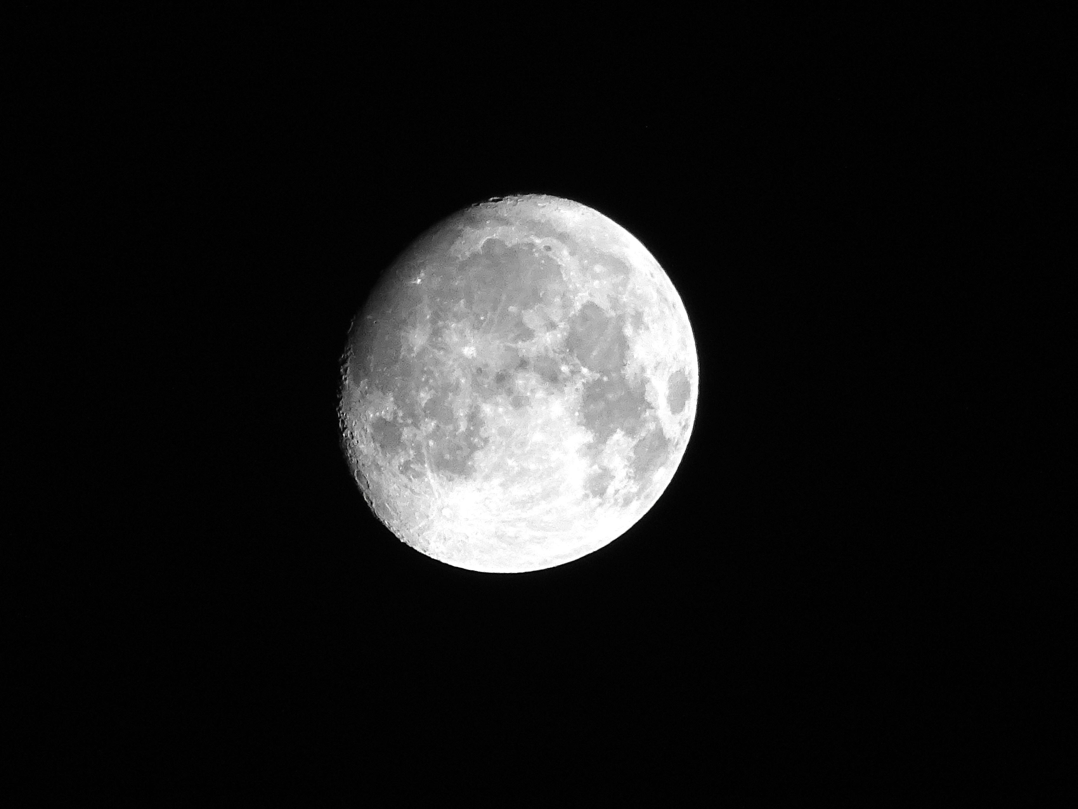 Photo of Moon · Free Stock Photo