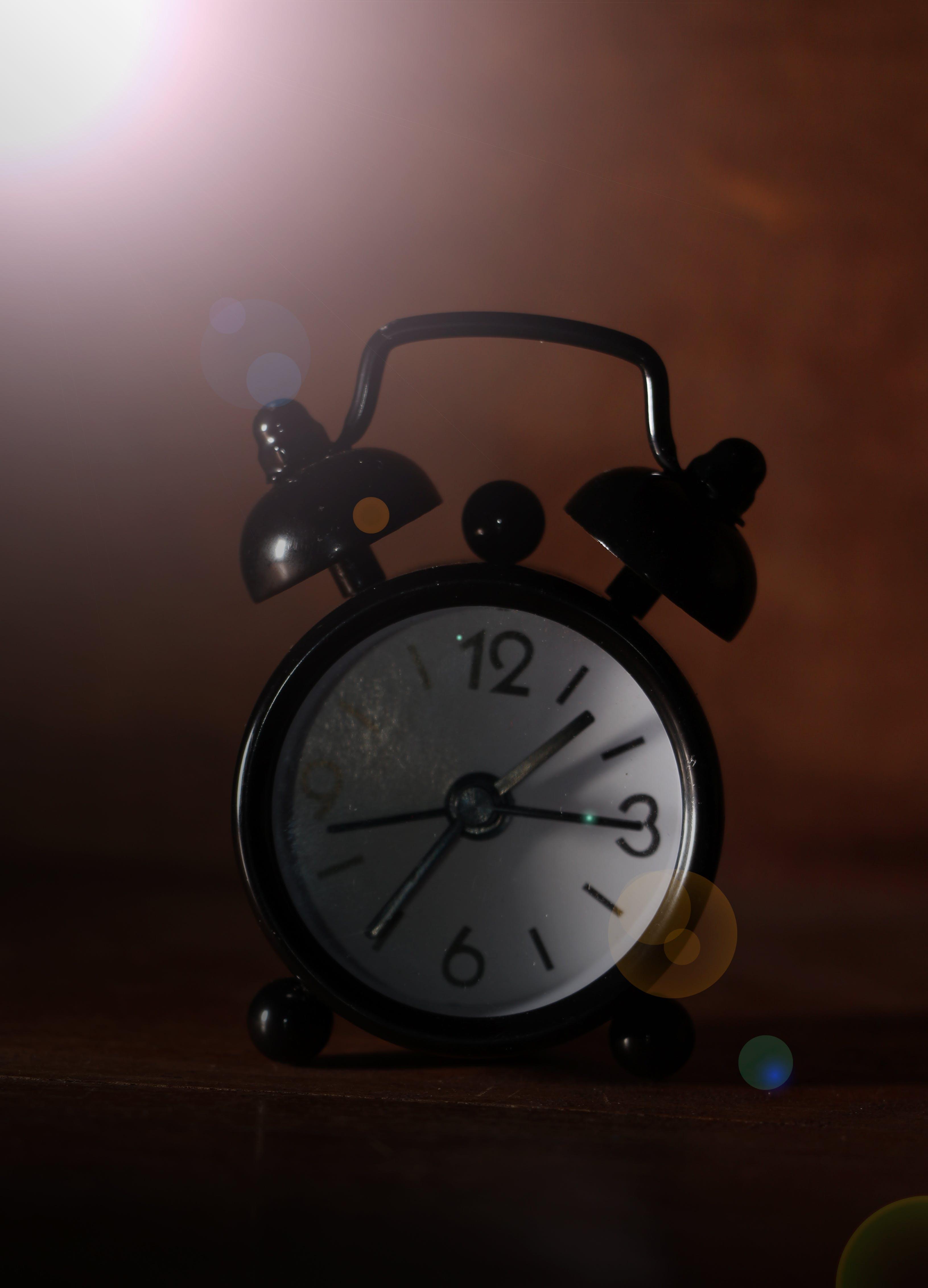 Free stock photo of alarm, alarm clock, bright, enjoy