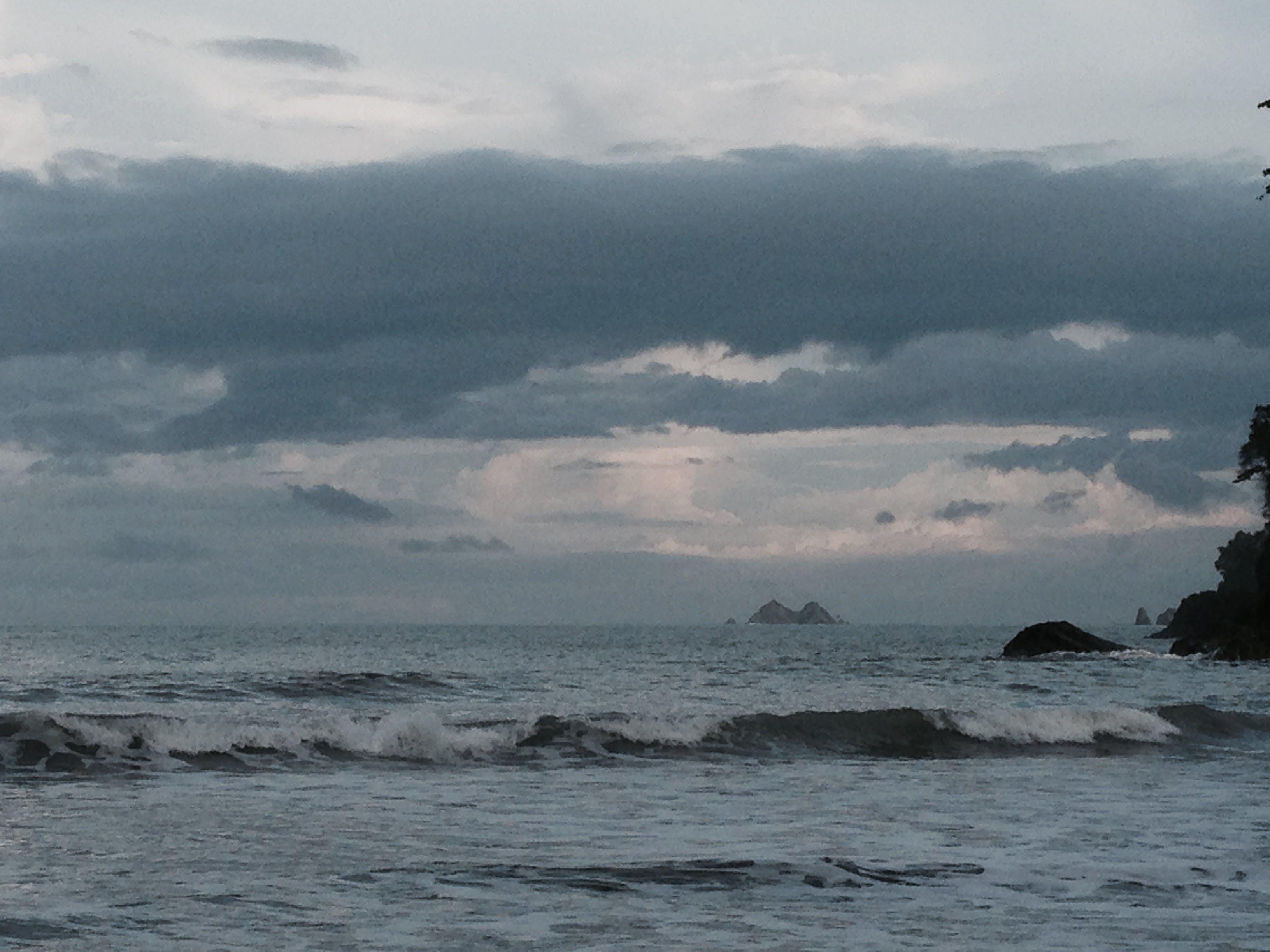 Free stock photo of beach, Costa Rica, ocean, pacific