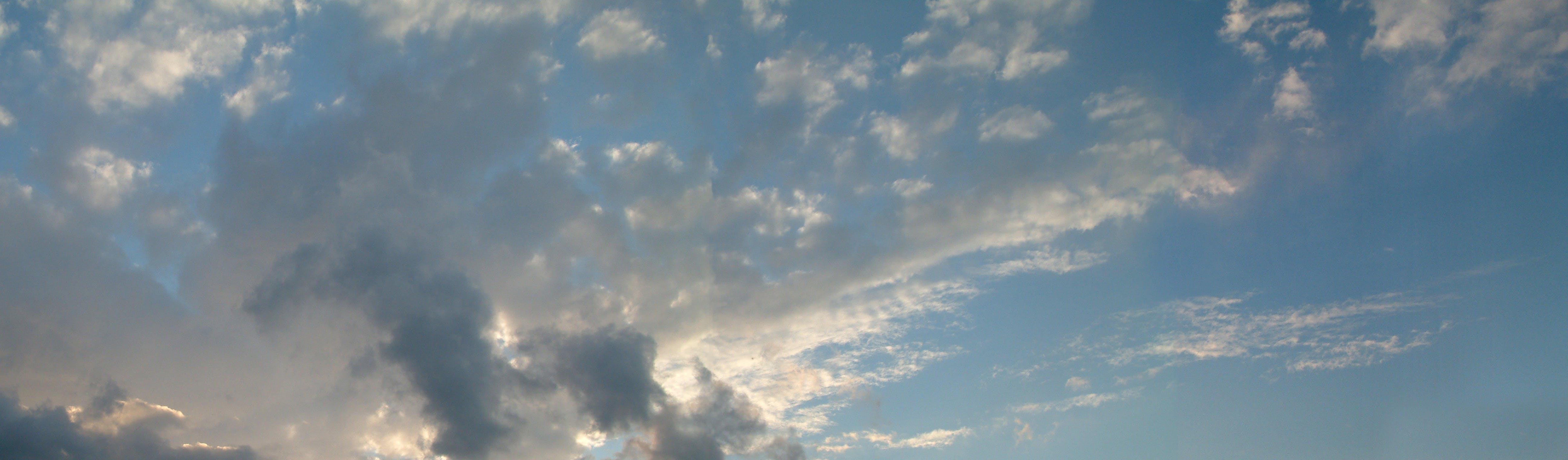 Free stock photo of Costa Rica, sky