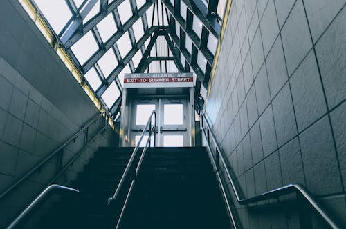 Free stock photo of subway, subway station