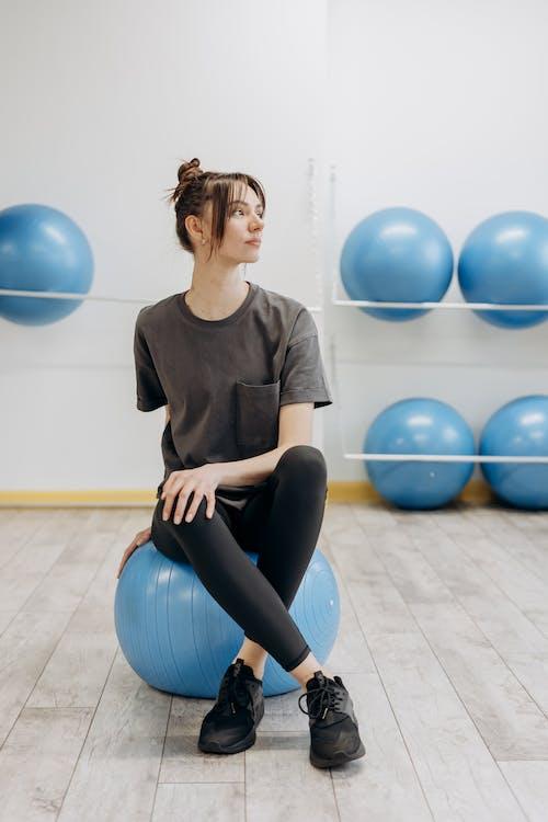 Gratis stockfoto met abs, actief, balans