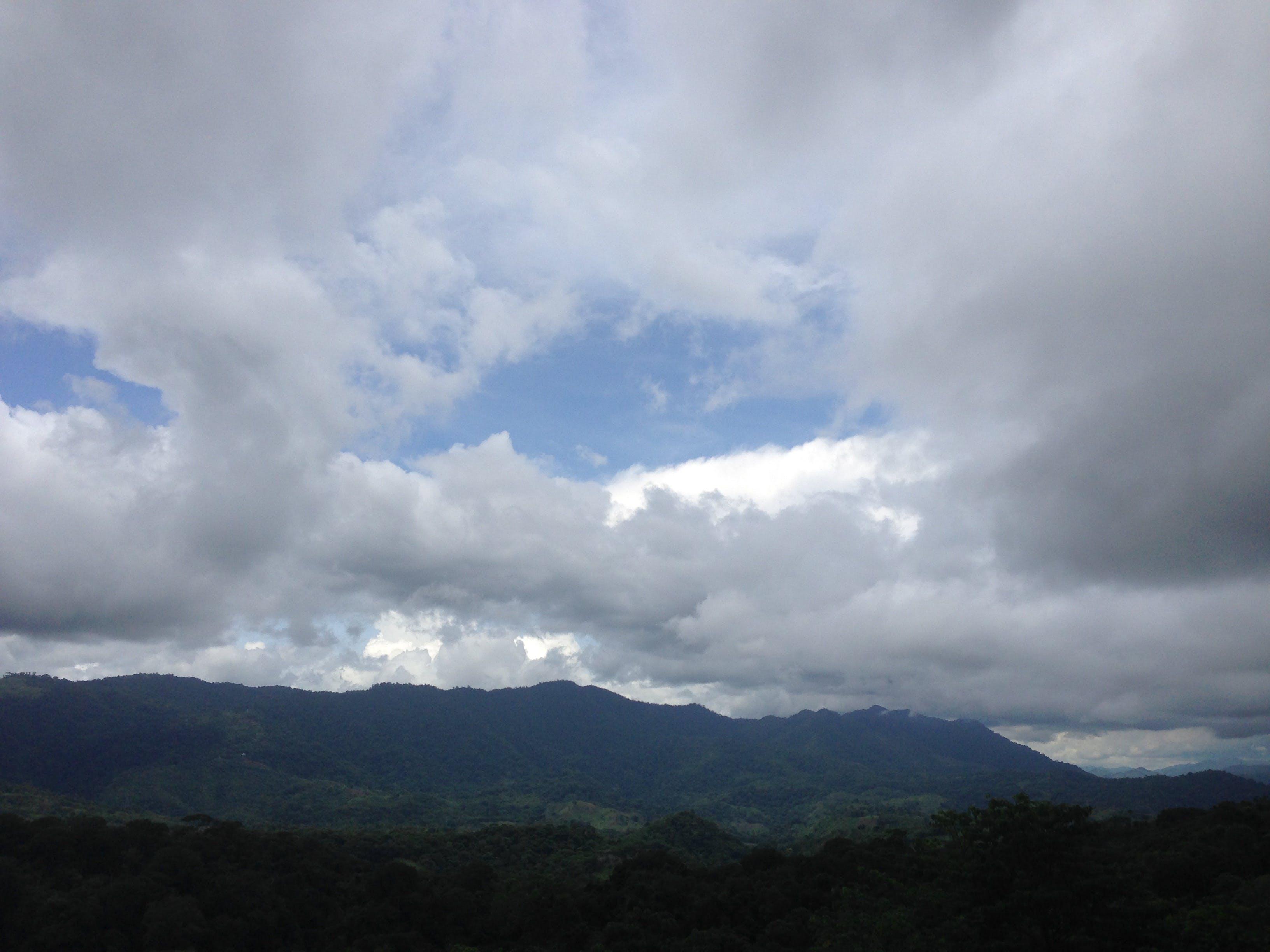 Free stock photo of Costa Rica, mountains, skyline