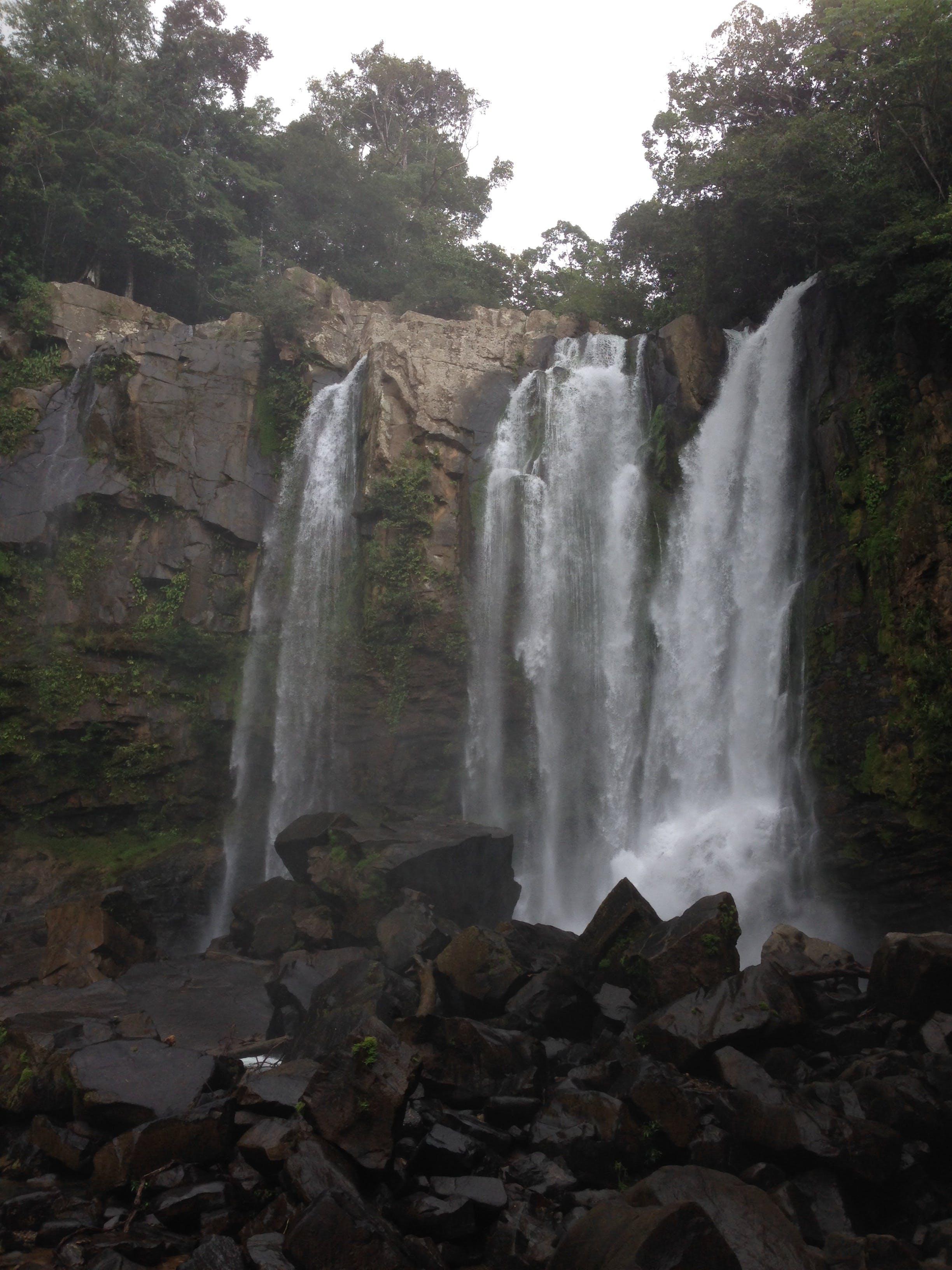 Free stock photo of Costa Rica, river, waterfall