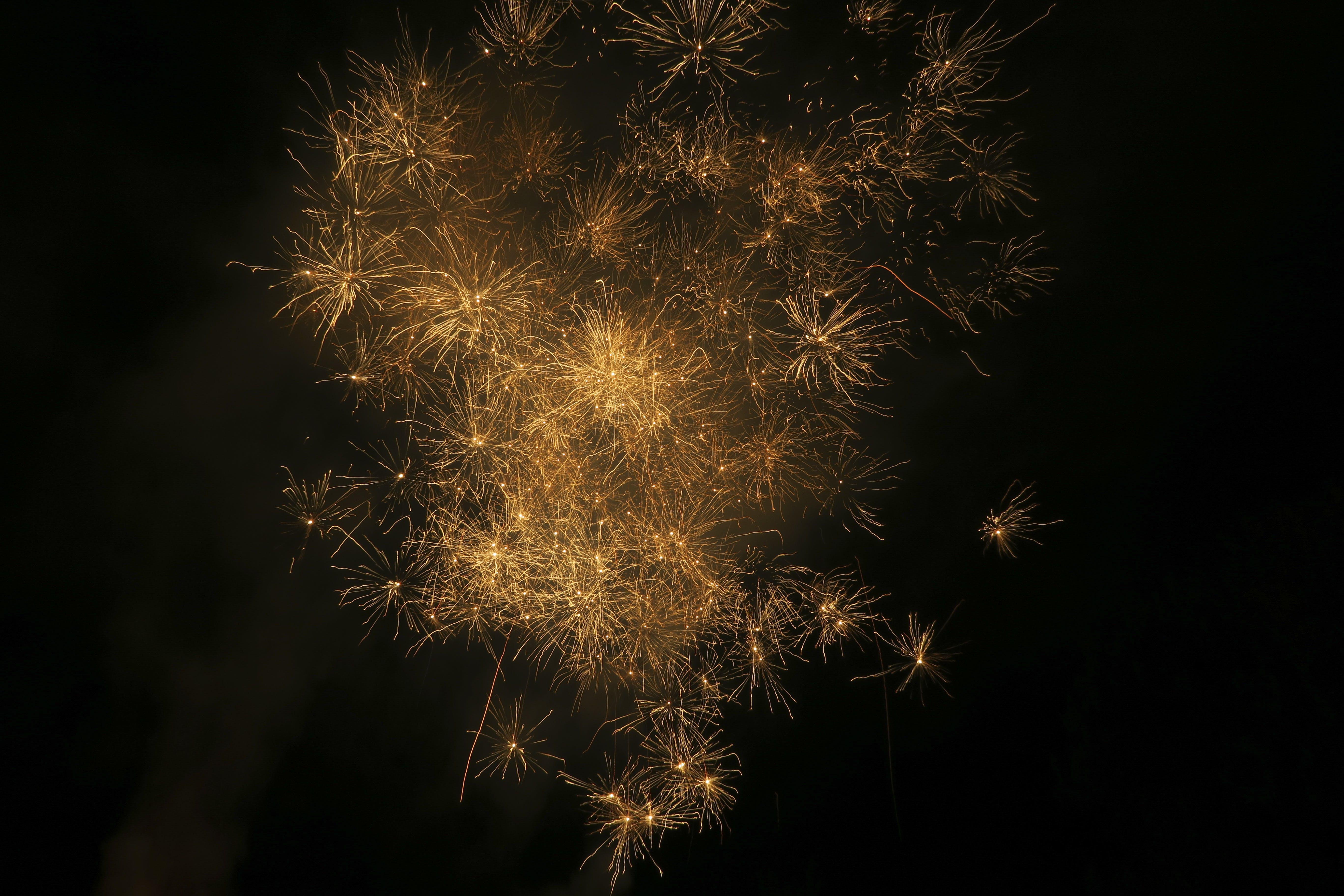 Free stock photo of bonfire, bonfire night, evening sky, explosion