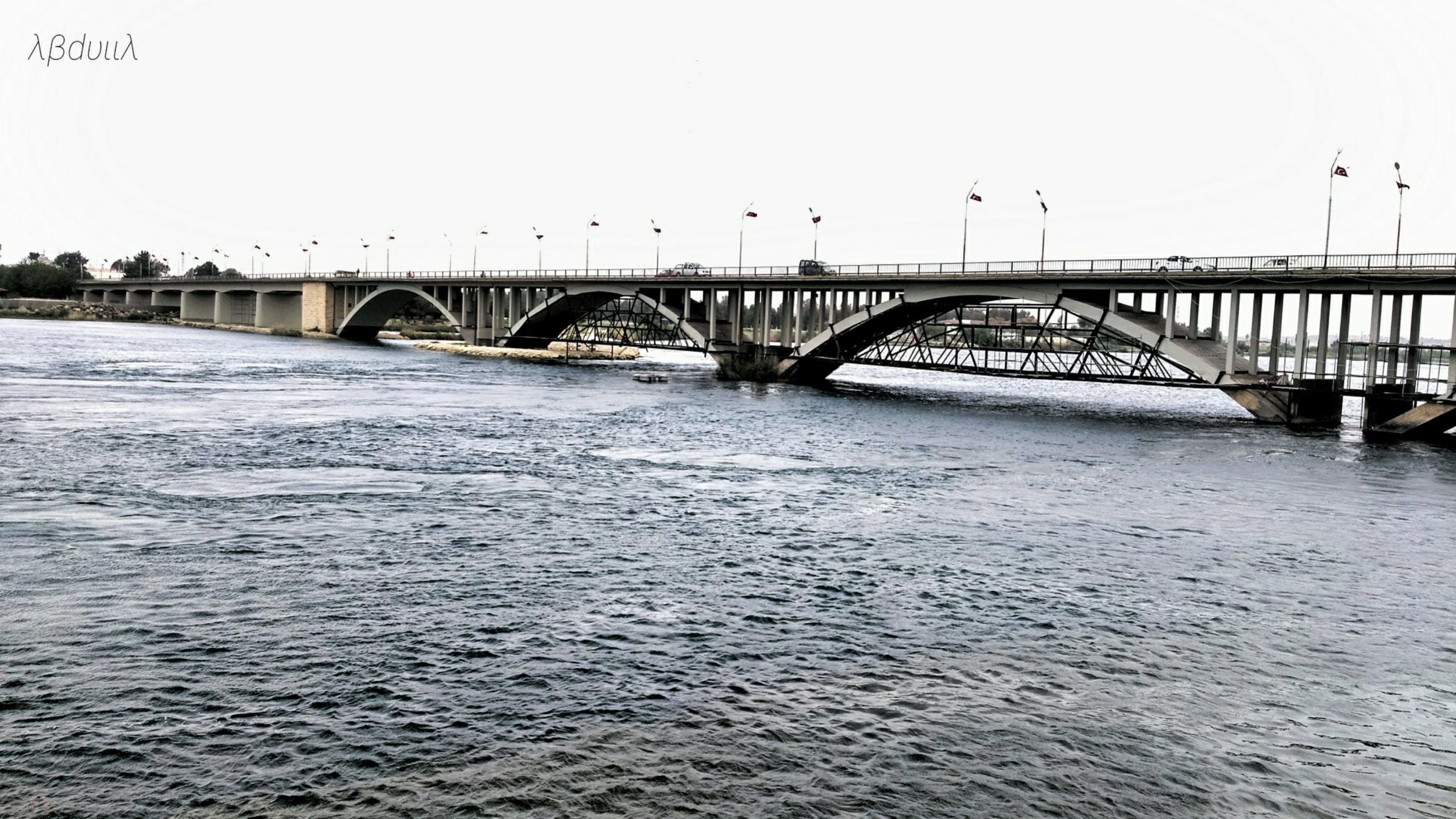 Free stock photo of bridge railing