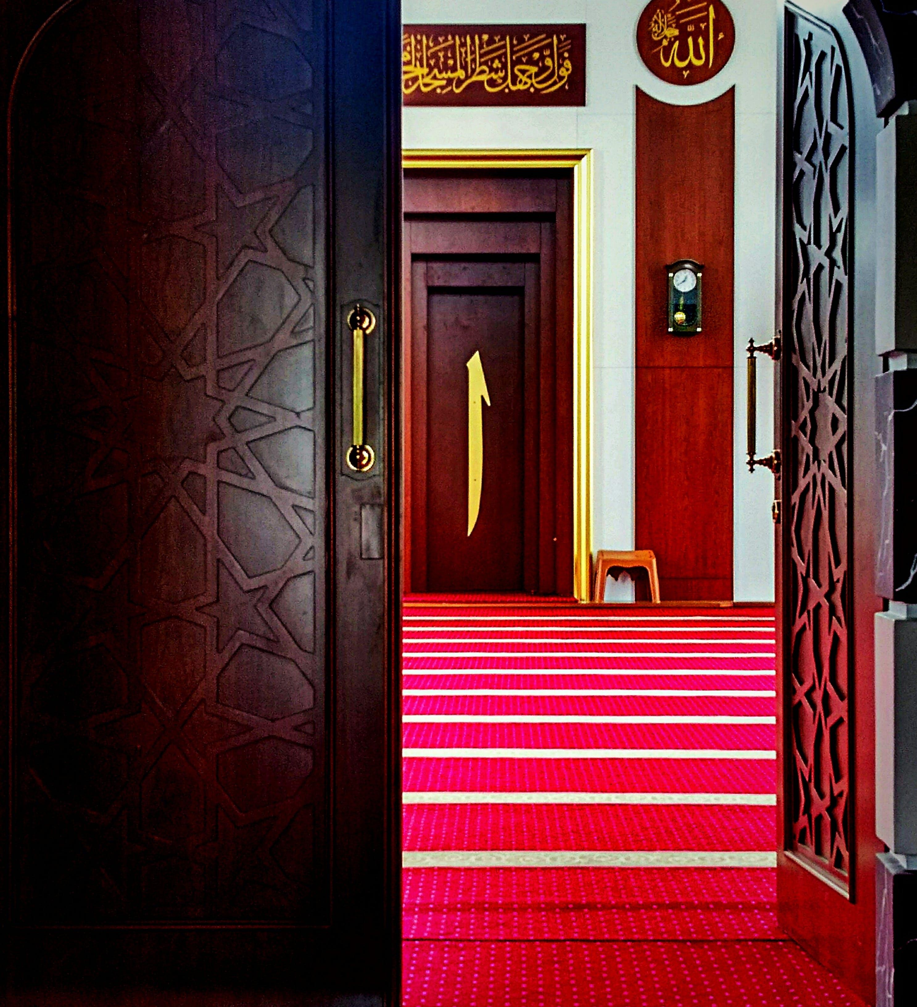 Free stock photo of door, mosque