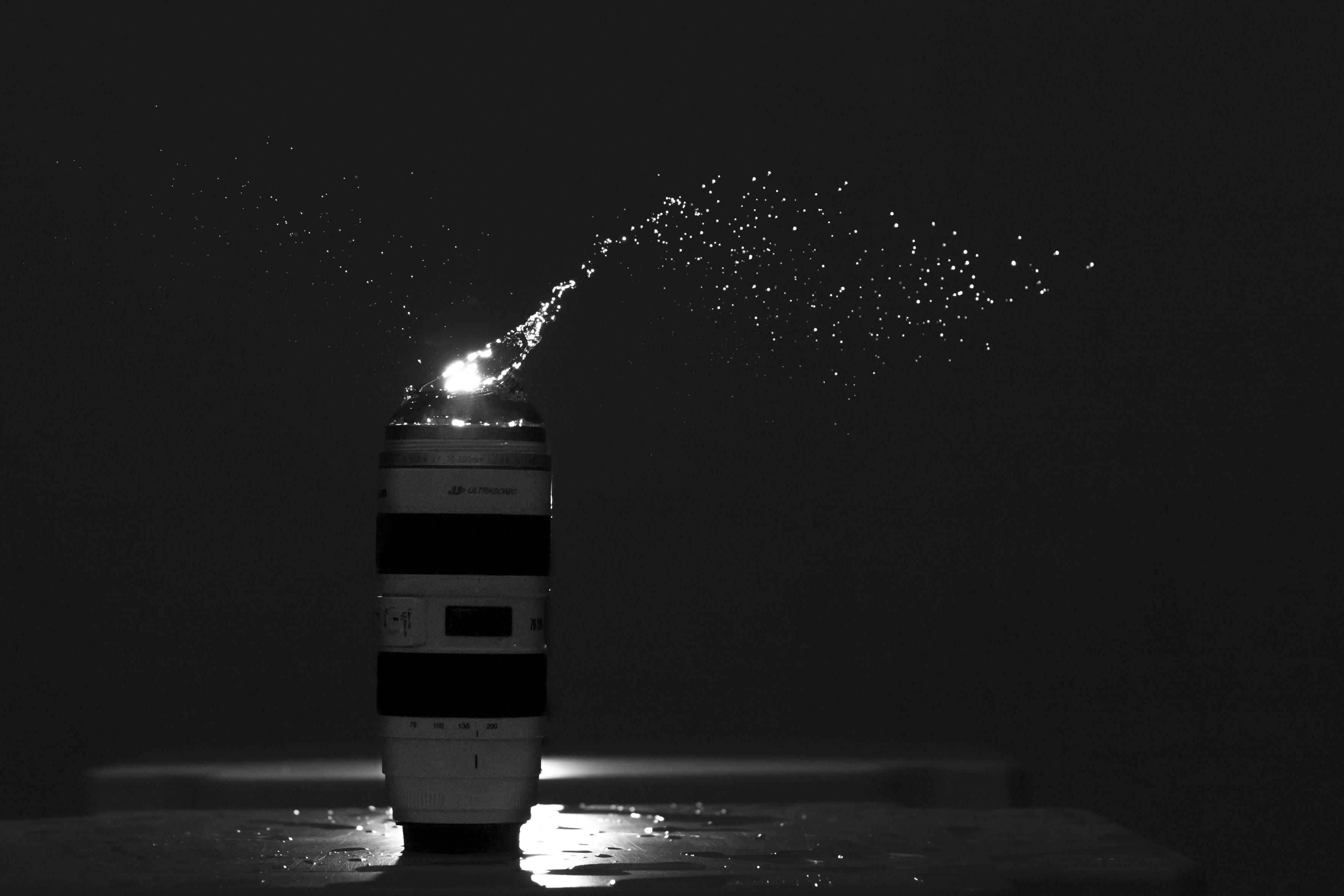 air, basah, cahaya