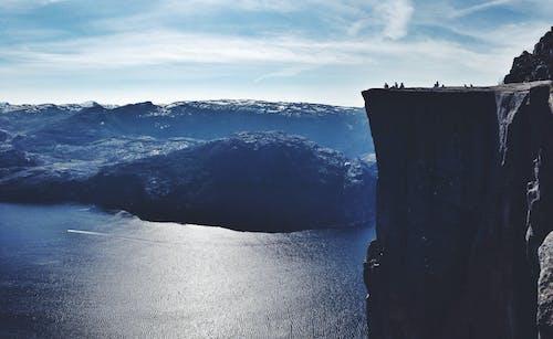 Gratis arkivbilde med eventyr, fjell, klippe, natur