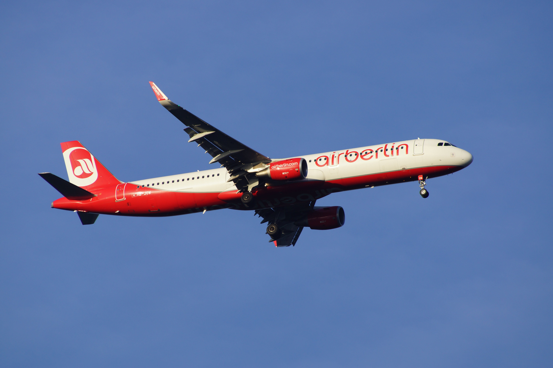Free stock photo of airplane, landing, airbus