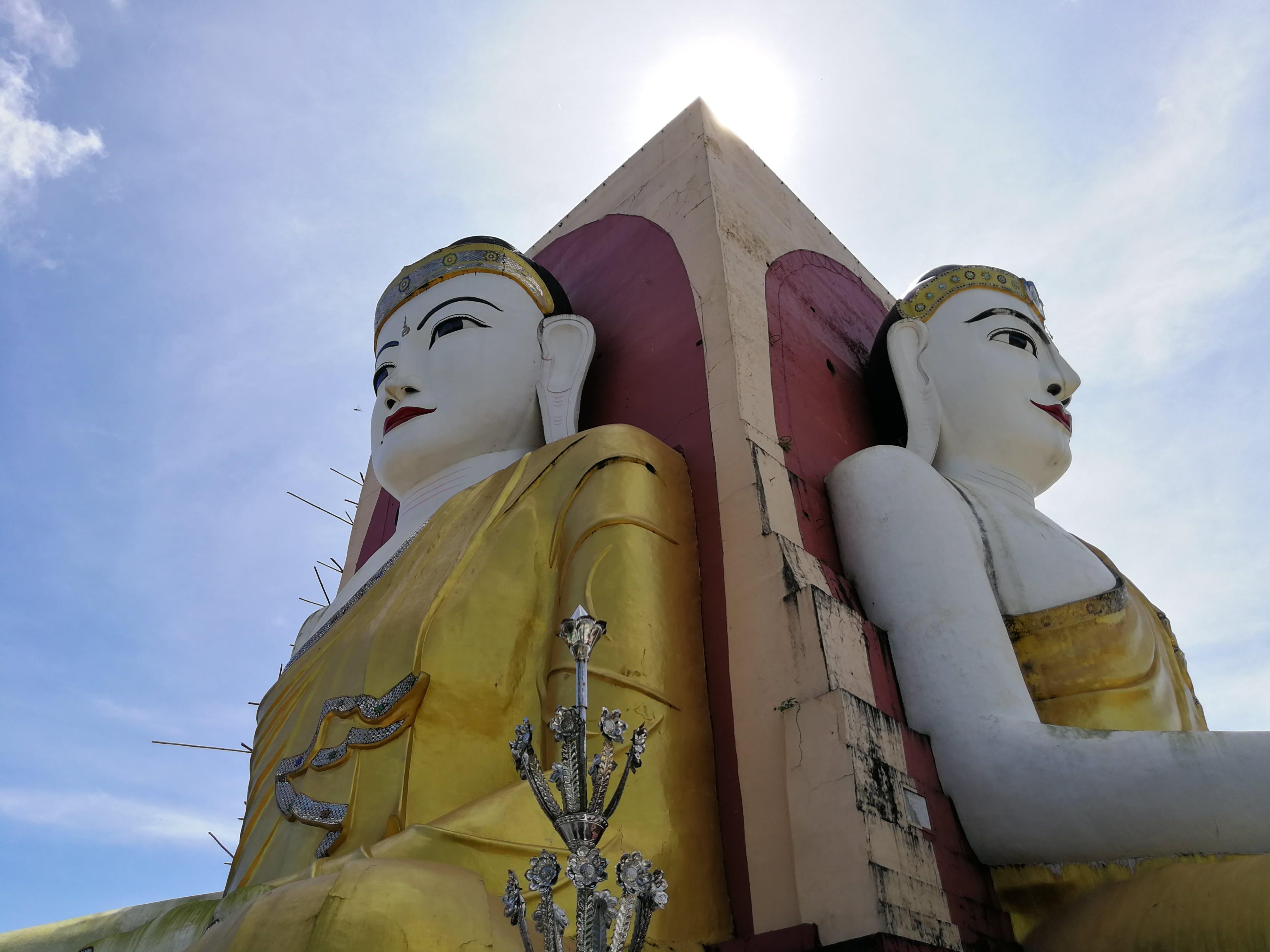 Základová fotografie zdarma na téma buddha, kultura, myanmar, pagoda