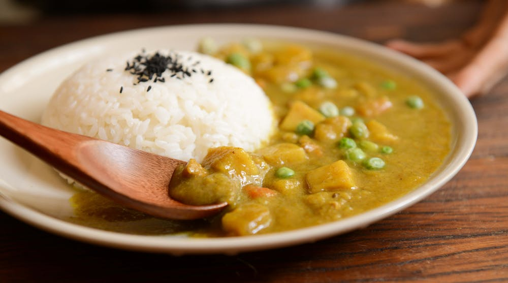 Rice Plate @pexels