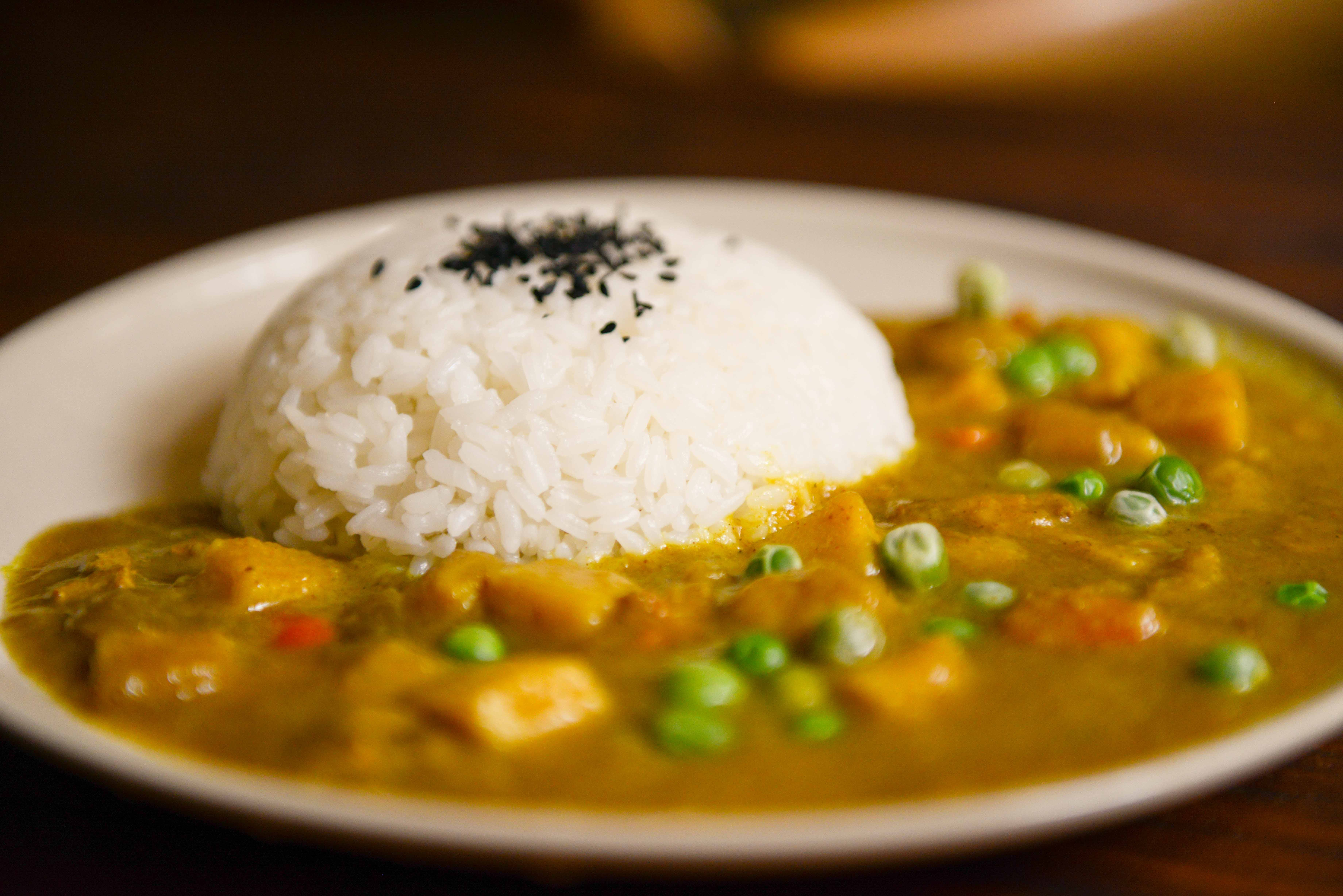 Free stock photo of curry
