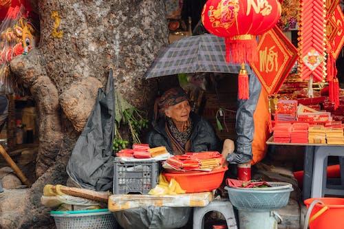 Free stock photo of bazaar, booth, buddha