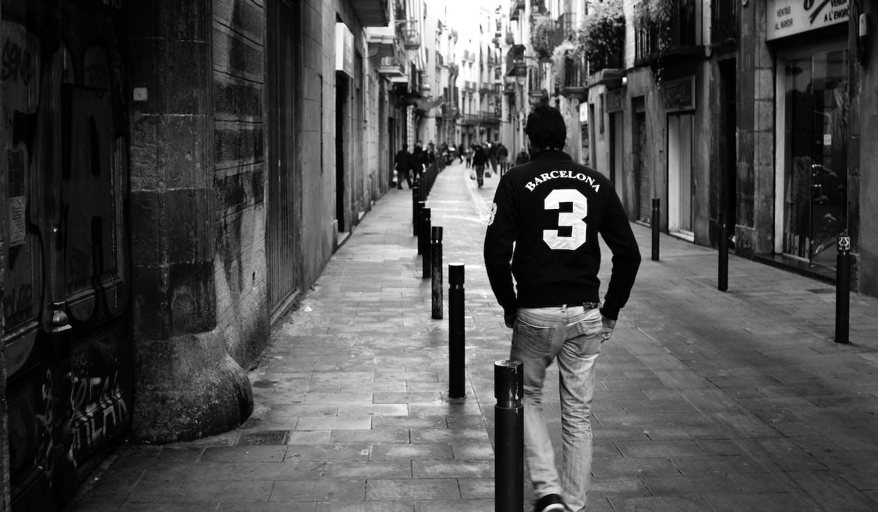 adult, arquitectura, barcelona