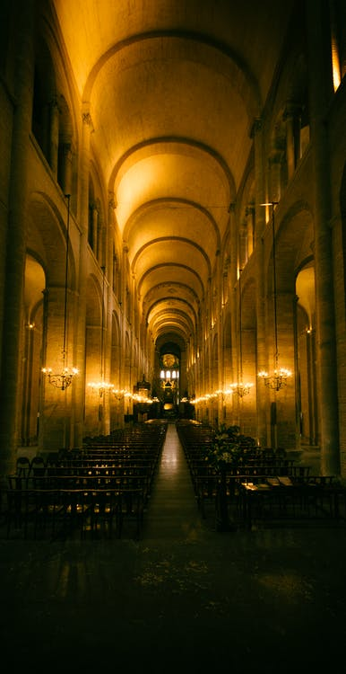 Free stock photo of church, france