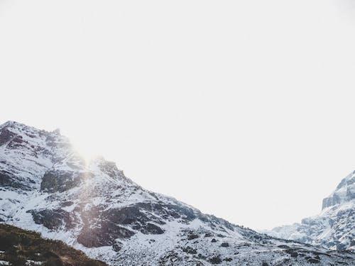 Imagine de stoc gratuită din Austria, cer, munți, silvretta