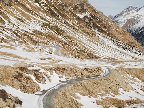 Imagine de stoc gratuită din Austria, drum, munți