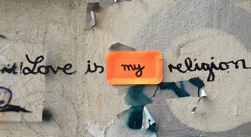 Бесплатное стоковое фото с бетон, бумага, граффити, грязный