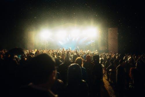 Immagine gratuita di concerto, festival, festival musicale