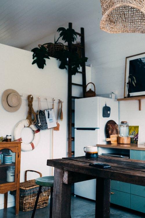 Kostenloses Stock Foto zu einfach, esszimmer, innenarchitektur