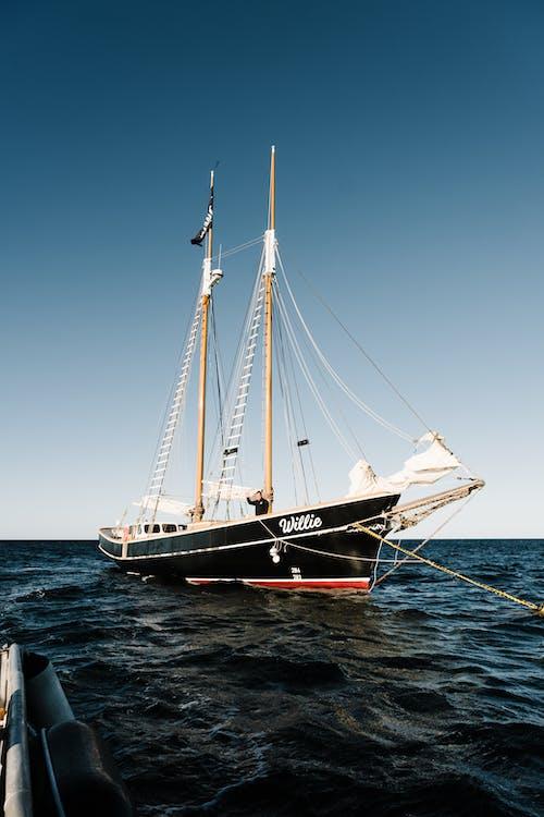Gratis arkivbilde med båt, fartøy, hav