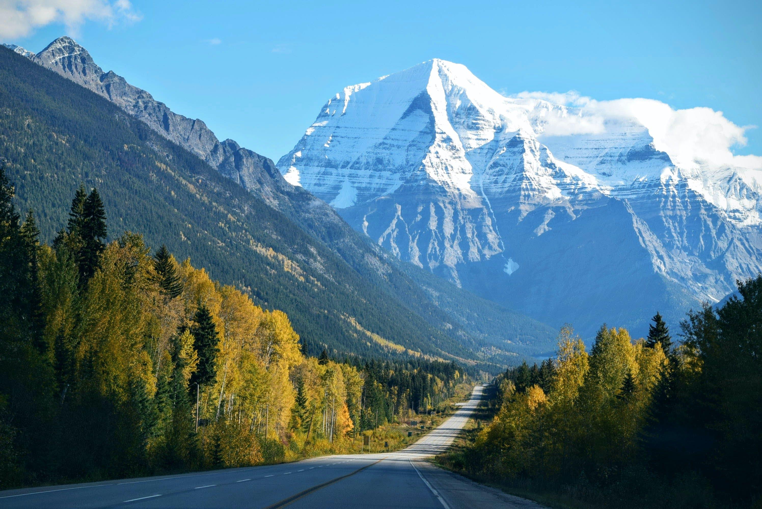 Immagine gratuita di alberi, montagne, natura, paesaggio