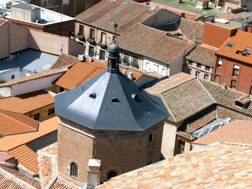 Free stock photo of architecture, ceilings, Medina del Campo, spain