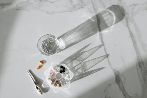 Fotos de stock gratuitas de bebida, cristal, medicación